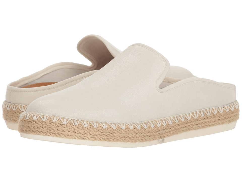 Dr. Scholls - Sunnie Mule - Original Collection (White Leather) Womens Shoes