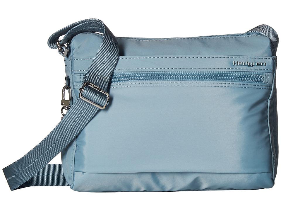 Hedgren - Eye Shoulder Bag w/ RFID (Citadel Blue) Bags