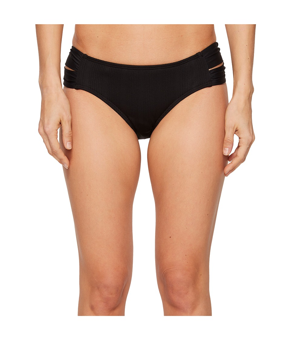 Athena Fine Line Double Side Tab Hipster Bikini Bottom AT16318-001