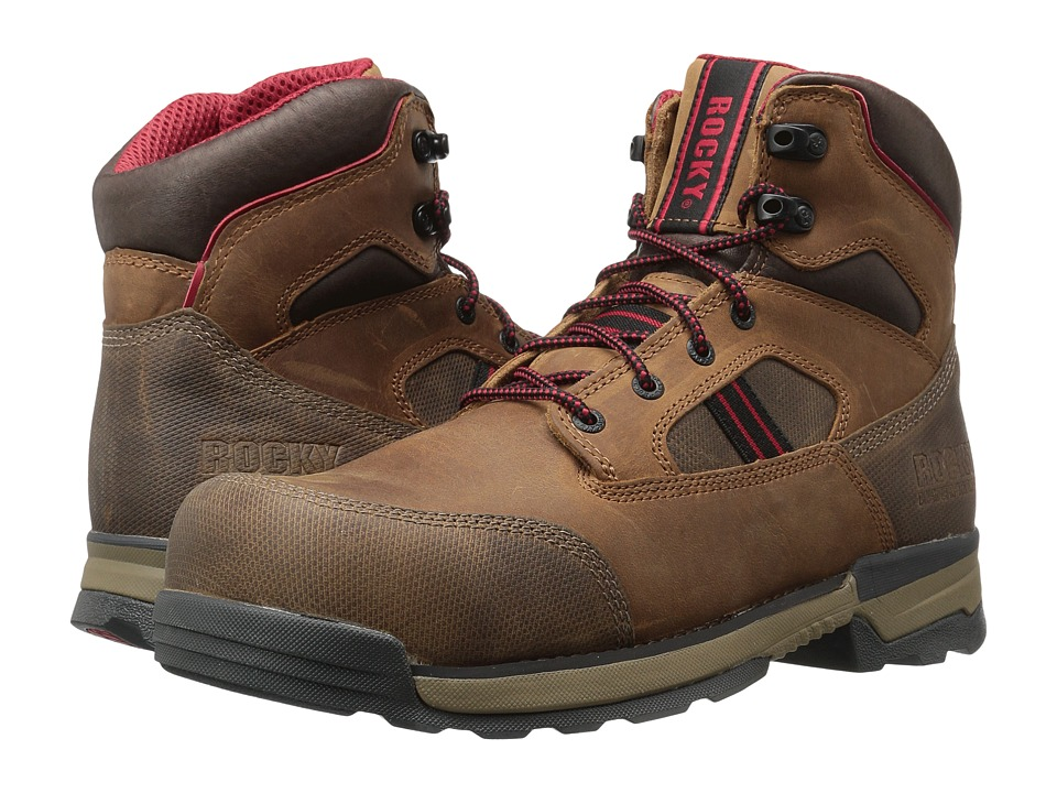 Rocky - 6 Mobilwelt Comp WP Xtra Wide Toe
