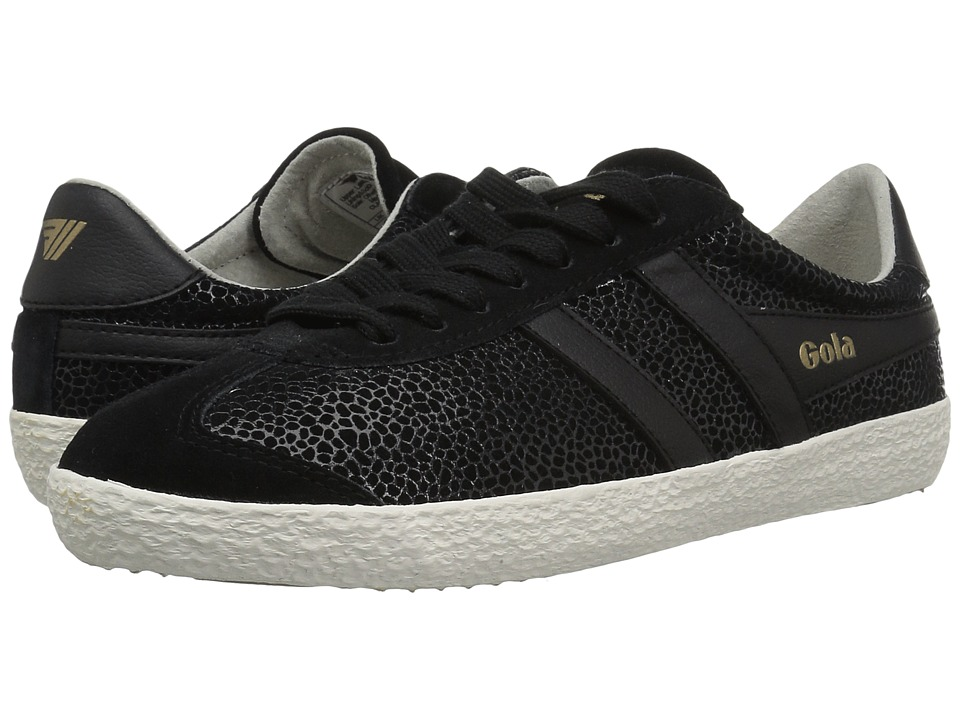 GOLA Specialist Crackle (Black) Women's Shoes