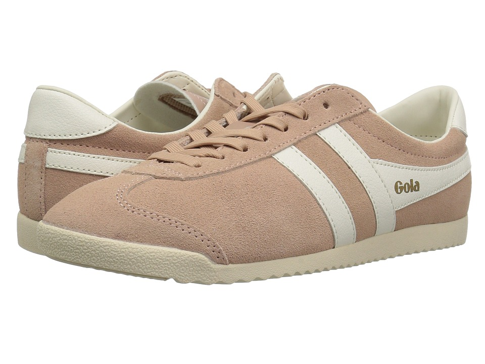 Gola Bullet Suede (Pale Pink/Off-White) Women