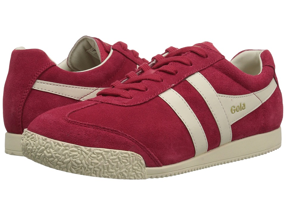 GOLA Harrier (Lollipop Red/Off-White) Women's  Shoes