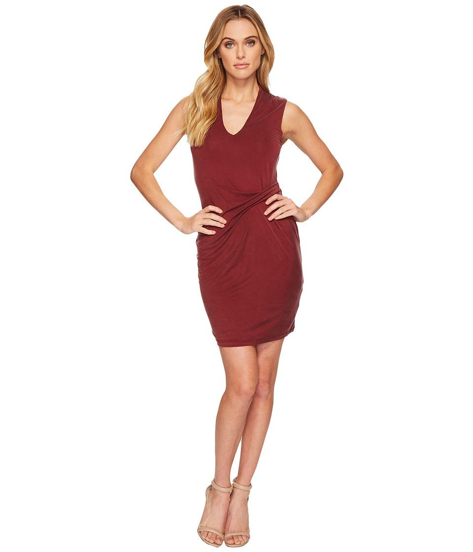 Tart Annetta Dress (Tawny Port) Women