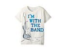 PEEK I'm with The Band Tee (Toddler/Little Kids/Big Kids)