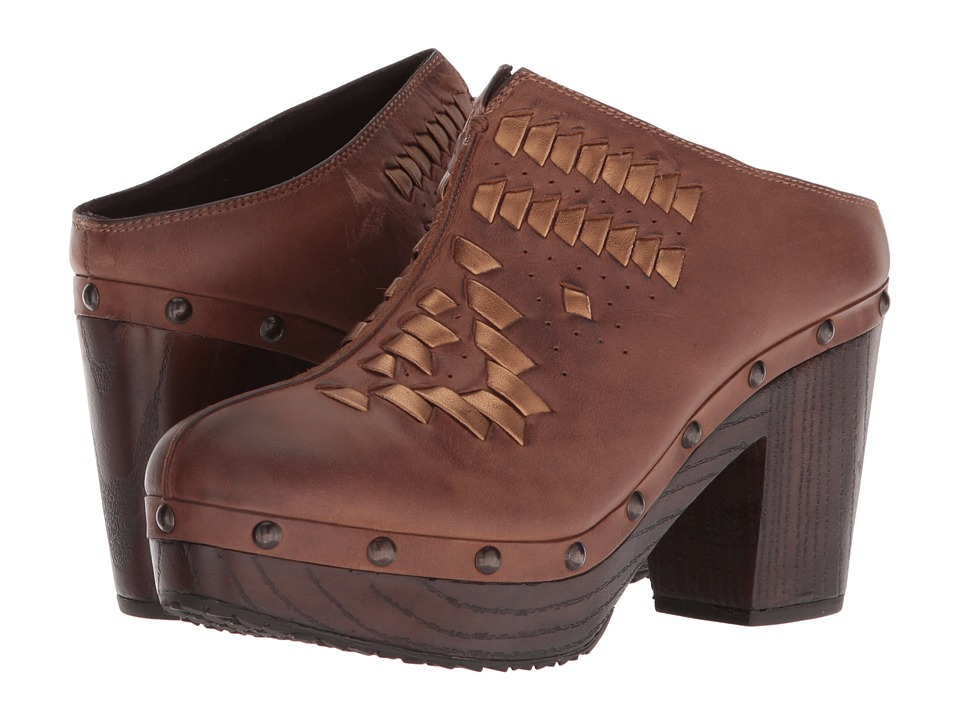 Ariat - Bria (Bronzed Brown) Womens Wedge Shoes