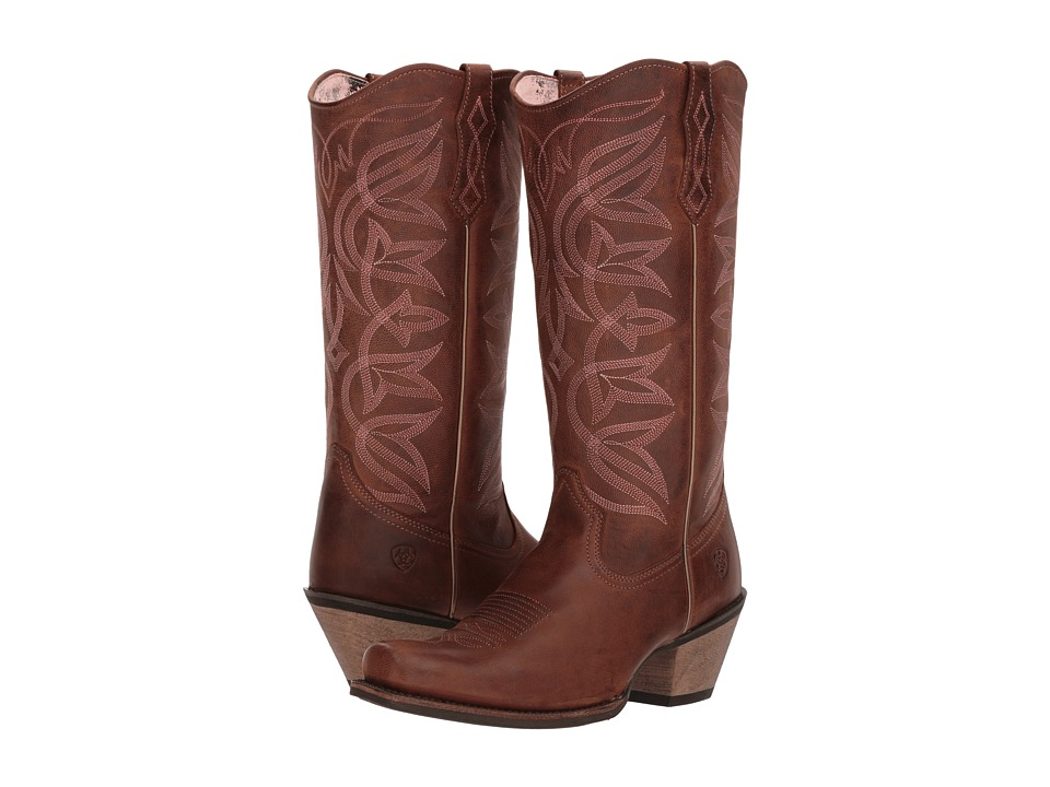Ariat Sheridan (Sassy Brown) Cowboy Boots