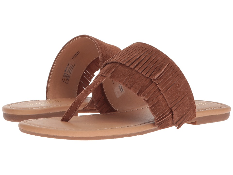 Ariat Unbridled Stella (Whiskey Suede) Sandals
