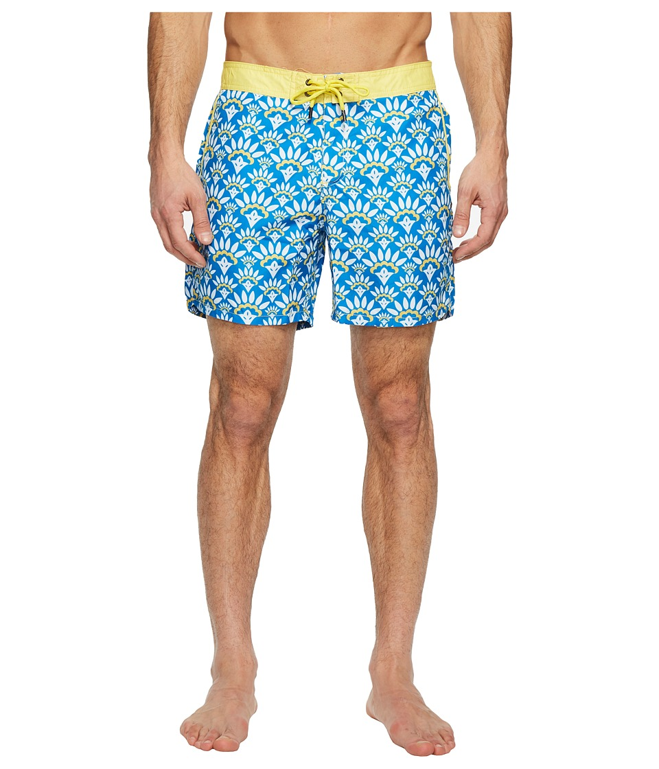 Mr. Swim Aloha Chuck Swim Trunks (Yellow) Men