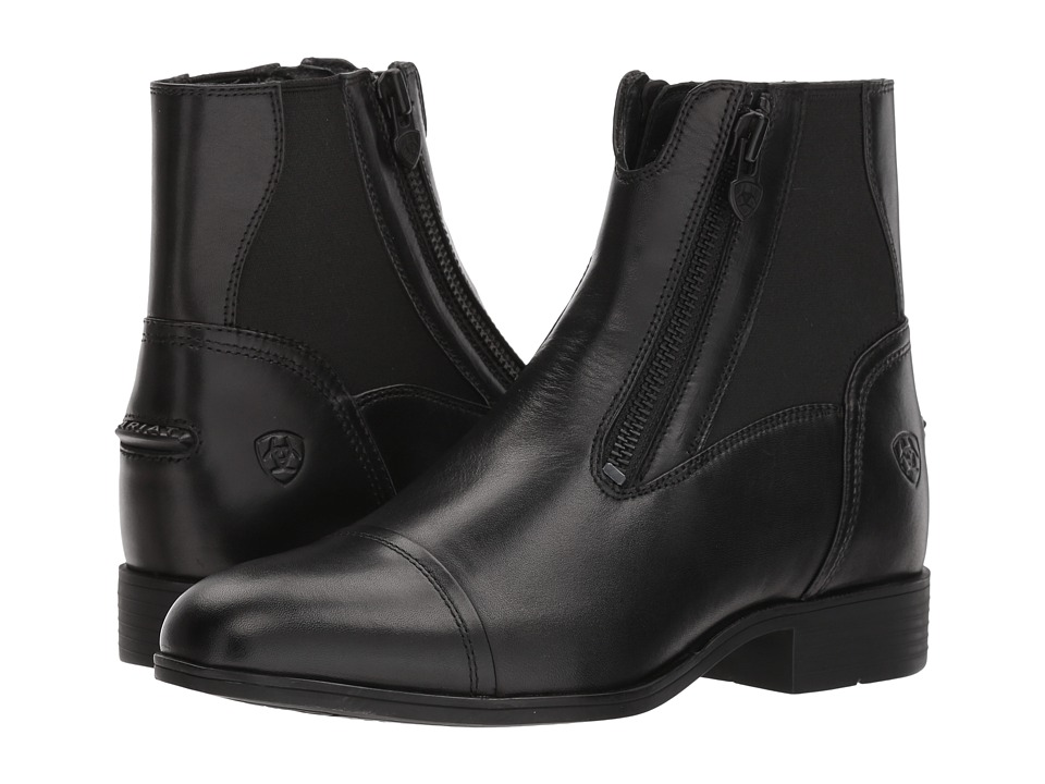Ariat Kendron Pro Paddock (Black) Women's Pull-on Boots