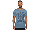 Ben Sherman Short Sleeve Union Warp Graphic Tee