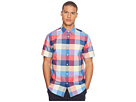 Ben Sherman Short Sleeve Exploded House Gingham Shirt