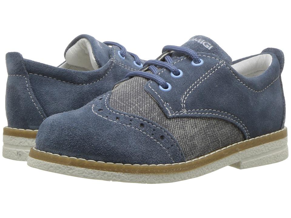 Primigi Kids - PHI 13536 (Toddler) (Jeans) Boys Shoes