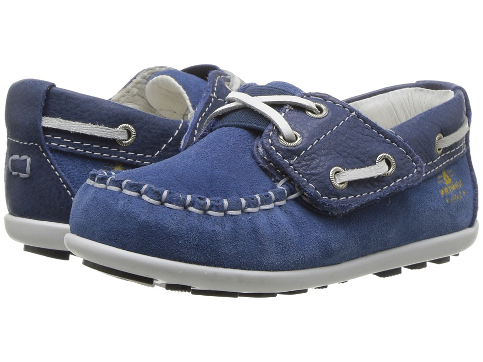 Primigi Kids - PPN 14144 (Toddler) (Blue) Boys Shoes