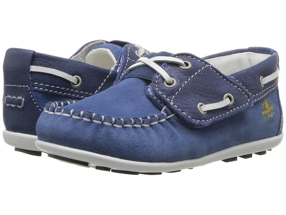 Primigi Kids - PPN 14144 (Toddler) (Blue) Boys Shoes