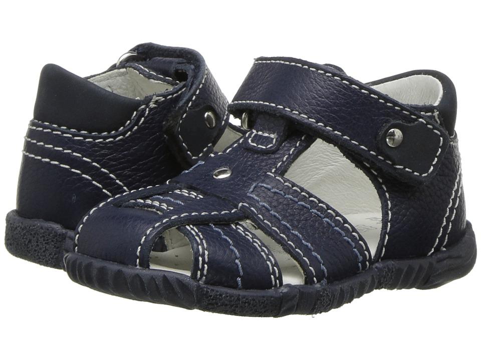 Primigi Kids - PBF 14060 (Infant/Toddler) (Blue) Boys Shoes
