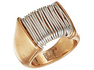 Robert Lee Morris Two-Tone Wire Wrap Ring