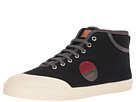 Bally Stefhan Retro High Top Canvas Sneaker