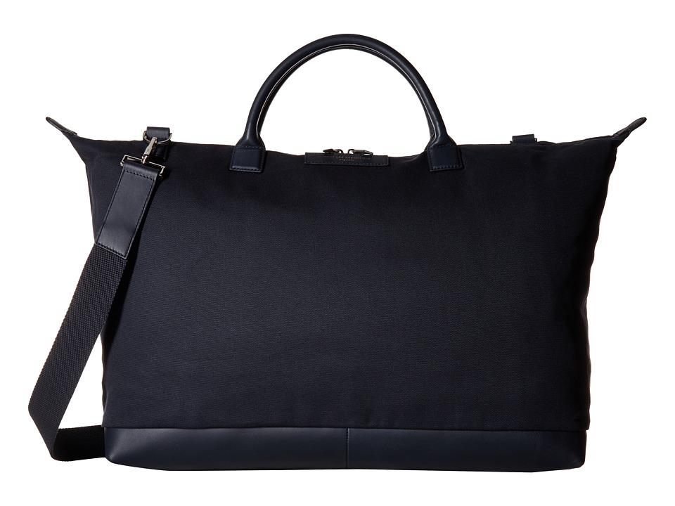 WANT Les Essentiels - Hartsfield Weekender Tote (Navy) Tote Handbags