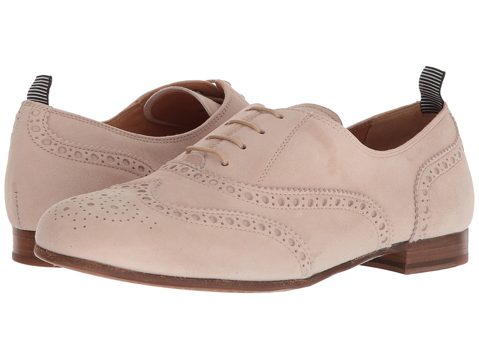 Church's Tayloe Suede Classic Oxford (Light Pink)