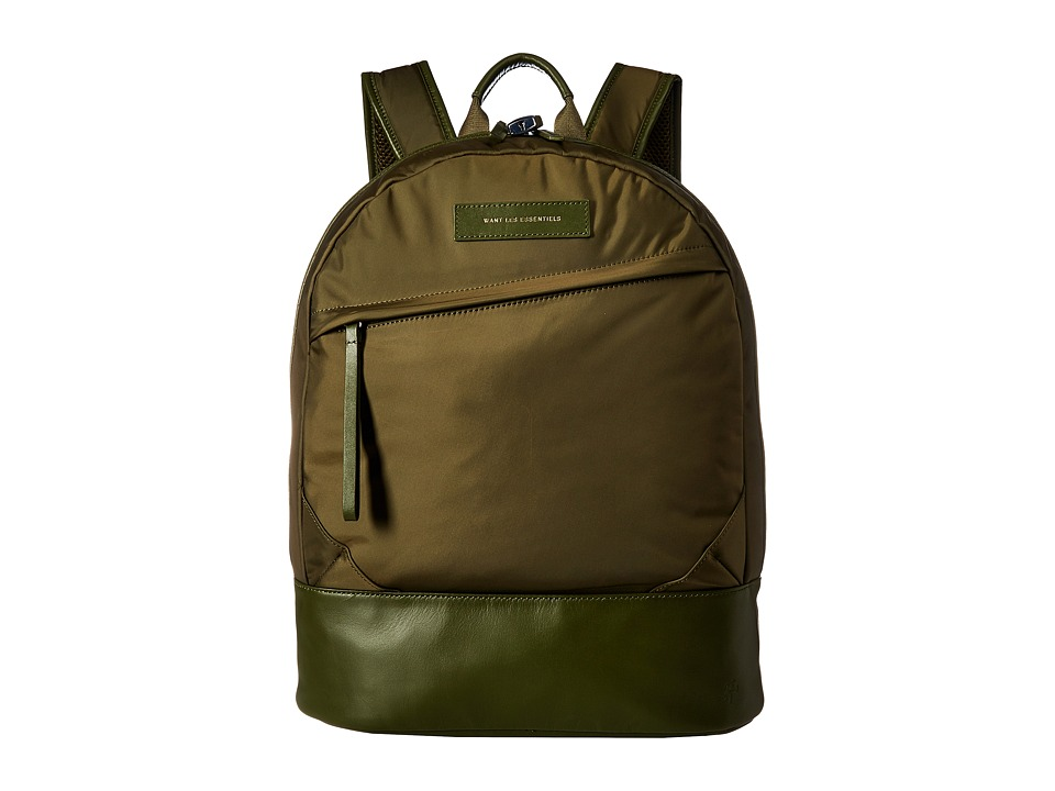WANT Les Essentiels - Kastrup Backpack (Duffel Green) Bac...