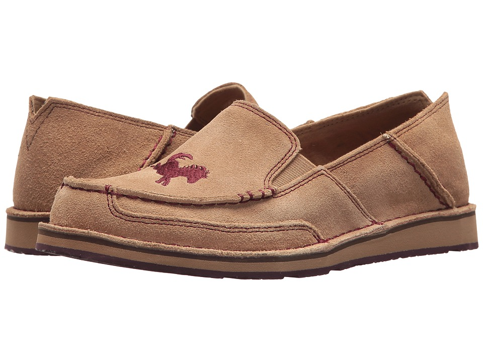 Ariat English Cruiser (Camel) Slip-On Shoes