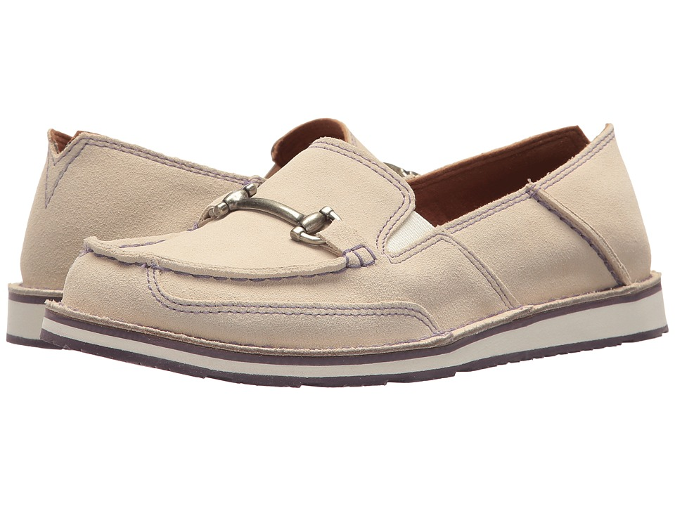 Ariat Bit Cruiser (Sand) Slip-On Shoes