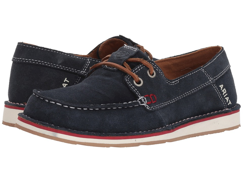 Ariat Cruiser Castaway (Team Navy) Slip-On Shoes