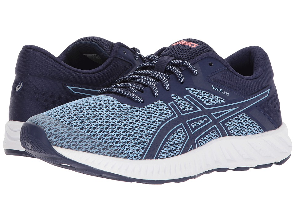 ASICS FuzeX Lyte 2 (Airy Blue/Astral Aura/Flash) Women's Running Shoes