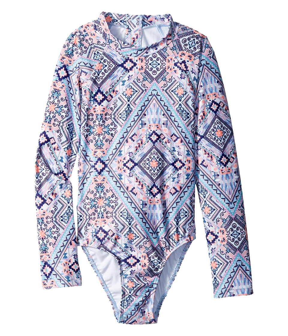 Seafolly Kids - Moonchild Long Sleeve Surf Tank One