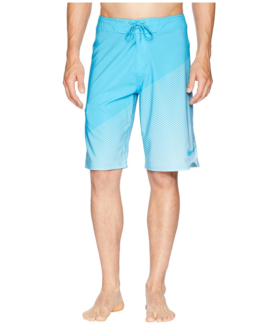 Nike Jack Knife 11 Boardshorts (Clear Emerald) Men
