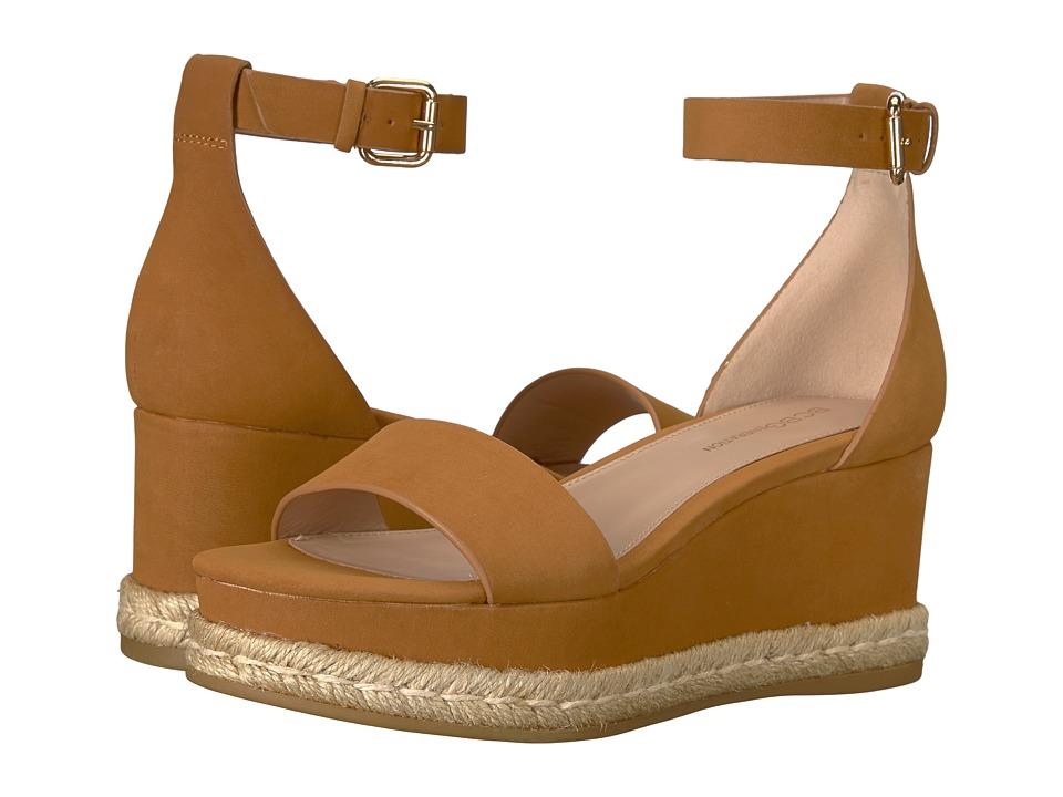 Image of BCBGeneration - Addie (Caramel Velour Microsuede) Women's Sandals