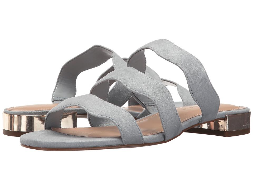 BCBGeneration - Dania (Cornflower Dream Microsuede) Womens Sandals