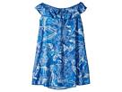 Maaji Kids Blue Cat Fish Short Dress Cover-Up (Toddler/Little Kids/Big Kids)