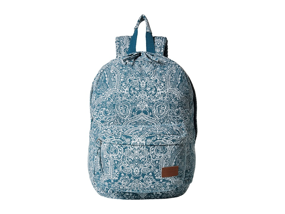 Rip Curl Everglow Backpack (Teal) Backpack Bags