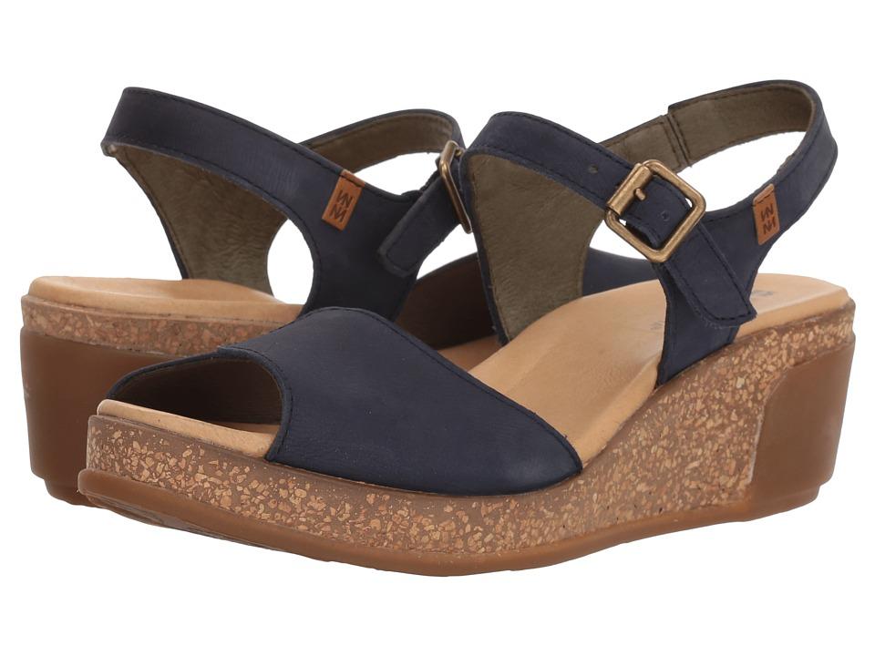 El Naturalista - Leaves N5000 (Ocean) Womens Shoes