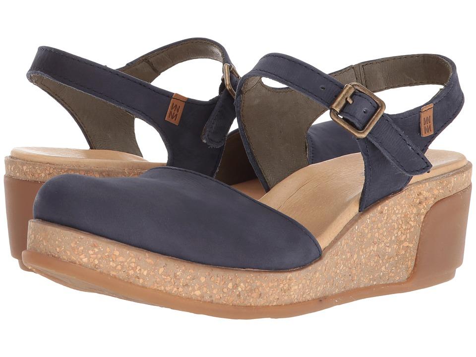 El Naturalista - Leaves N5001 (Ocean) Womens Shoes