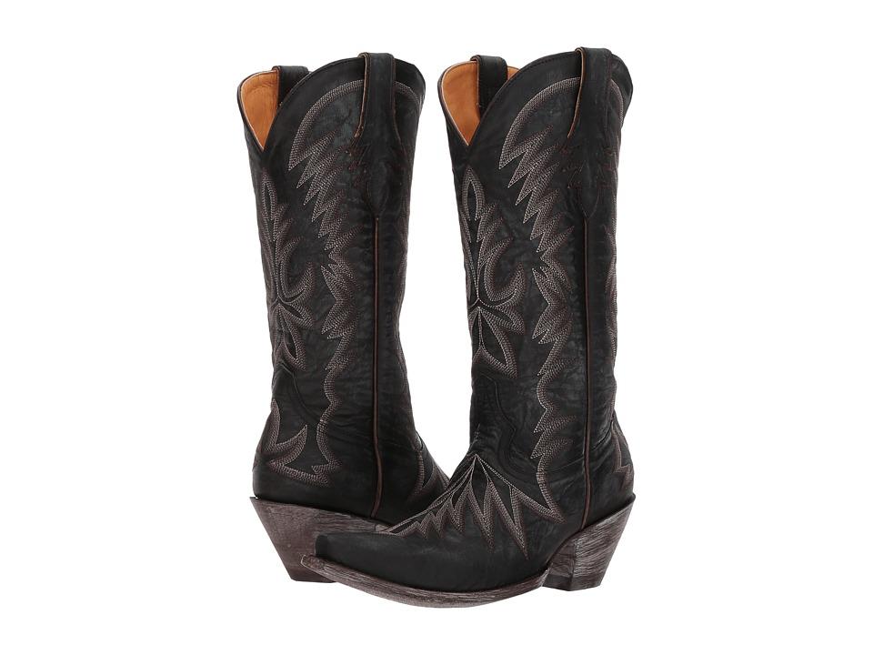 Old Gringo Moreen (Black) Cowboy Boots