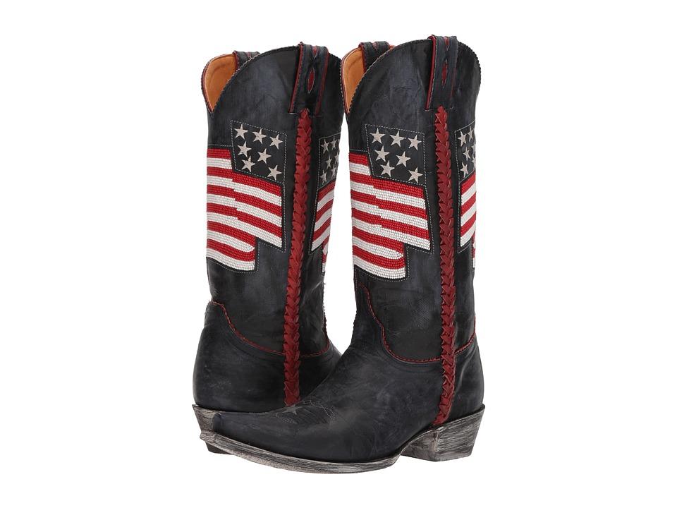 Old Gringo Eleanor (Blue) Cowboy Boots