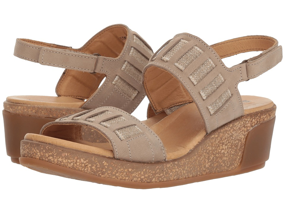 El Naturalista Leaves N5006 (Piedra) Women's Shoes