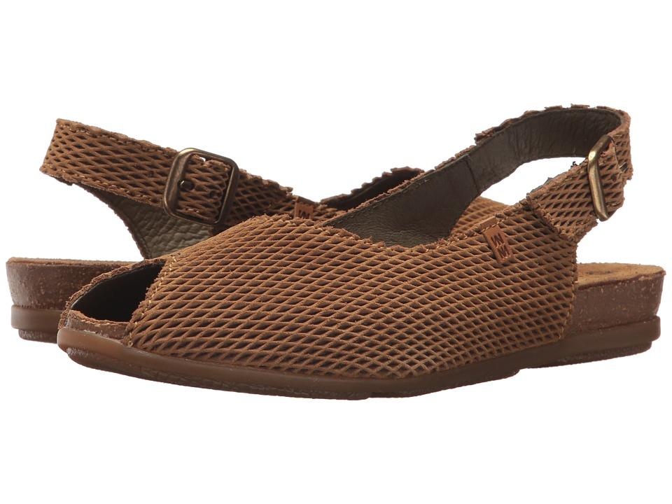 El Naturalista - Stella N5200S (Camel) Womens Shoes