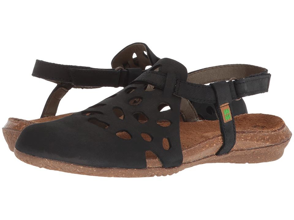 El Naturalista - Wakataua N5063 (Black) Womens Shoes