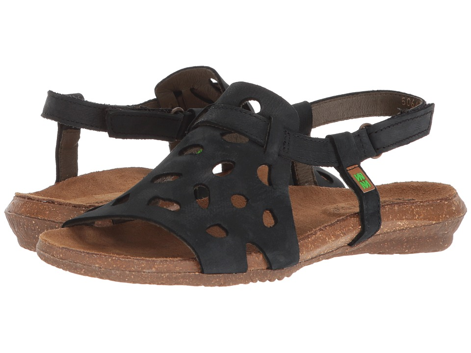 El Naturalista - Wakataua N5064 (Black) Womens Shoes