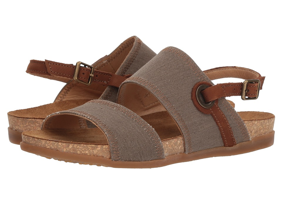 El Naturalista - Zumaia N5241T (Land) Womens Shoes