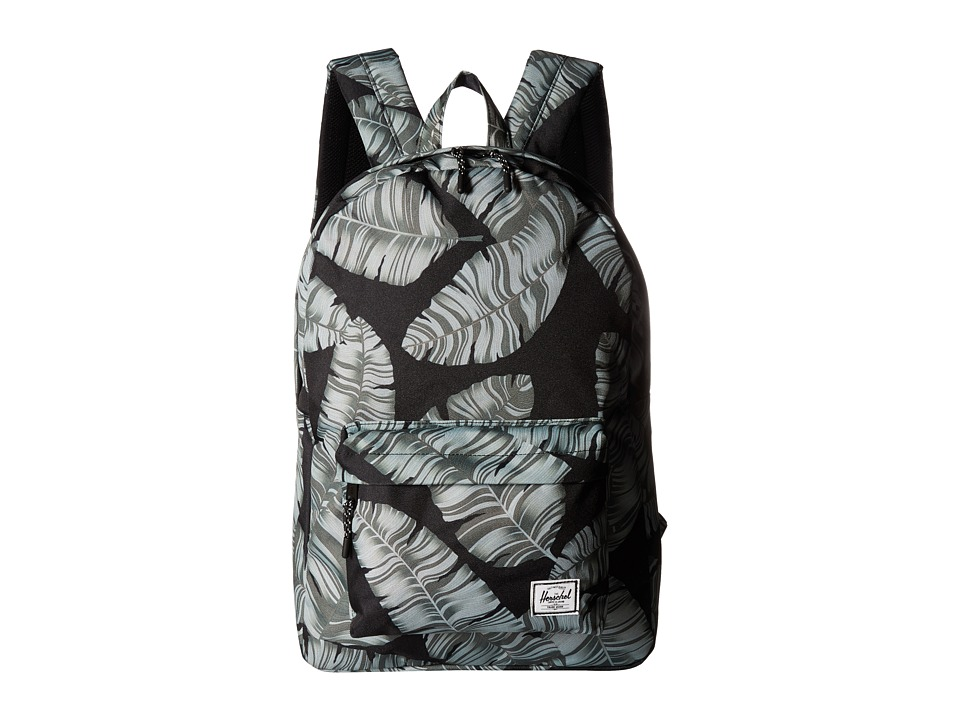 Herschel Supply Co. - Classic (Black Palm) Backpack Bags