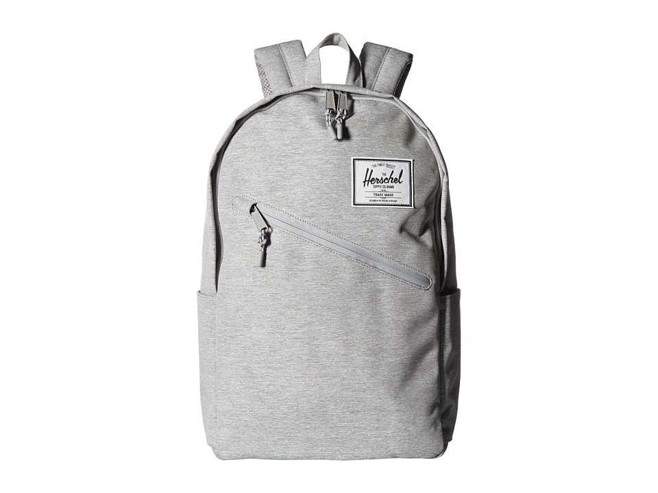 Herschel Supply Co. - Parker (Light Grey Crosshatch 1) Backpack Bags
