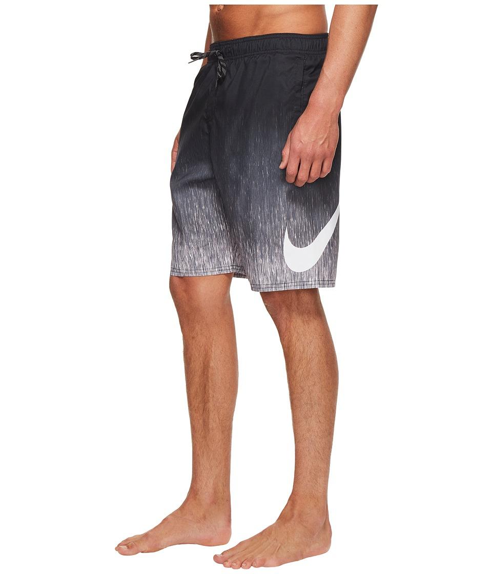 Nike - Breaker 9 Volley Shorts (Black) Mens Swimwear
