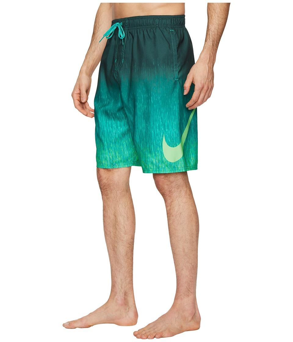 Nike - Breaker 7 Volley Shorts (Clear Emerald) Mens Swimwear