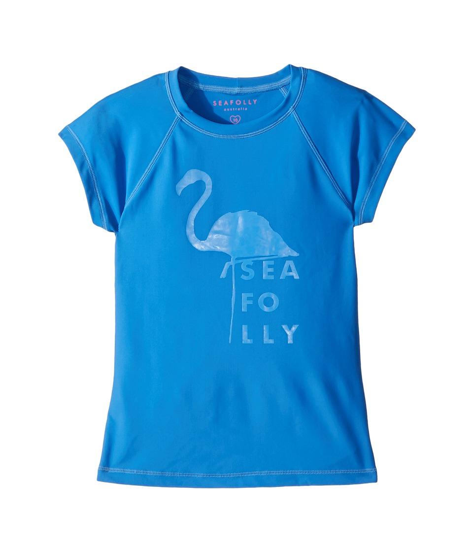 Seafolly Kids - Summer Essentials Short Sleeve Rashie