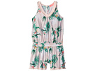 Seafolly Kids Hawaiian Rose Fringing Jumpsuit Cover-Up (Toddler/Little Kids)
